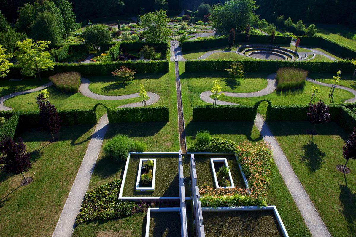 Garten der sinne g rten ohne grenzen - Garten der sinne merzig ...
